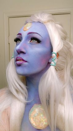 Viridian Siren Creations: Steven Universe Opal Cosplay