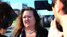 Gina Rinehart, the World's Richest Woman, Is Really Sick of How Jeal-Jeal the Working Poor Are