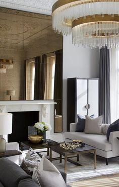 Best Modern Living Room Designs - Living Room - Info Virals - New Fashion and Home Design around the World Home Design, Design Salon, Design Ideas, Design Projects, Design Trends, Key Design, Luxury Home Decor, Luxury Interior Design, Luxury Homes