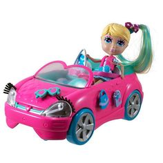 Cutie Pops Radio Control Vehicle with Doll | eBay
