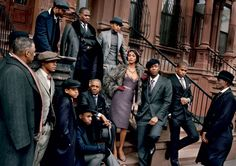 Harlem Renaissance Fab. love all the styling here. great looks. mens fashion