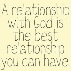 This is soo true<3 its healthy to be in a realtionship with a guy/girl but the greatest of all is with God! Its great if the person you marry and are in love with is also a christian! They can help you along with faith! <3 this is sooo true <3