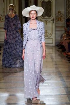 Luisa Beccaria - Spring 2016 RTW - The Cut