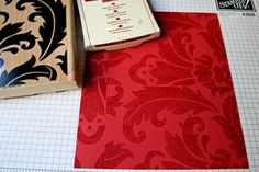 7  Splitcoaststampers - A2 Card Project Tutorial by Beate Johns