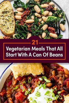 Healthy Bean Recipes For Dinner Veggie Recipes, Vegetarian Recipes, Dinner Recipes, Cooking Recipes, Healthy Recipes, Beans Recipes, Healthy Black Bean Recipes, Zone Recipes, Budget Recipes