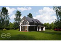 Modelowy dom modułowy - Katowice Nowa wizja sposobu budowania i mieszkania