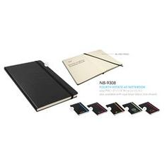Branded Fourth Estate Notebook Corporate Outfits, Corporate Gifts, Promotional Clothing, Trolley Bags, A5 Notebook, Screen Printing, Usb Flash Drive, Laptop, Logo