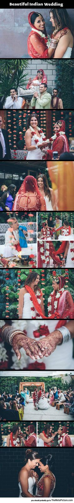Ever Seen An Indian Wedding
