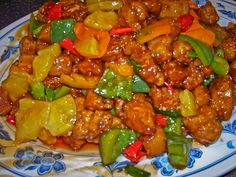 Sweet and Sour Pork recipe, Filipino Recipes Filipino Recipes, Asian Recipes, Ethnic Recipes, Filipino Food, Asian Foods, Filipino Dishes, Sweet And Sour Pork Recipe Easy, Comida Filipina, Pork Recipes