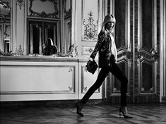 Hedi Slimane fot Saint Laurent