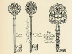Vintage Ephemera: decorative and ornamental, vintage printable