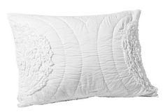 west elm inspired ruffle pillow tutorial   kojodesigns