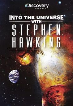 Into the Universe with #StephenHawking, narrated by Stephen Hawking and #BenedictCumberbatch, on Netflix right now.
