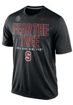 Stanford University Cardinal 2014 'Fear the Tree' Rose Bowl Gameday T-Shirt | Stanford University
