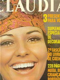 Angela Catramby | Magrinha Boas Ideias A modelo e fotógrafa Angela Catramby foi campeã de capas de revistas nos anos 60/70, principalmente da Claudia. Ontem, dia 9, ela completou 60 anos e continua linda de viver......