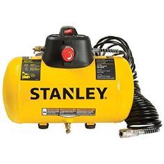 Stanley 2-Gallon 115-PSI 120-Volt Horizontal Portable Electric Air Compressor, 2016 Amazon Hot New Releases Air Tools  #Home-Garden