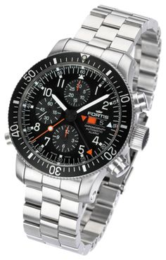 Fortis - B-42 Official Cosmonauts Chronograph