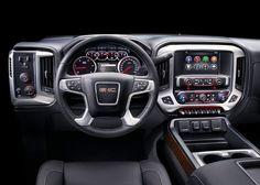 2015 GMC Sierra HD - Dashboard