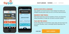 Examples of landing page design