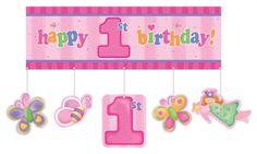 Как отпраздновать первый день рождения ребёнка. День рождения ребенка - 1 год