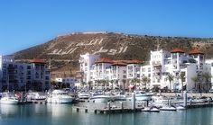 Agadir-Morocco