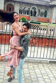 Sidharth Malhotra and Katrina Kaif just cant stop getting close chemistry rules during promotions Cute Celebrities, Indian Celebrities, Bollywood Celebrities, Bollywood Actress, Celebs, Bollywood Couples, Bollywood Stars, Bollywood Fashion, Katrina Kaif Bikini Photo