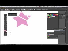 Tutorial on using the Knife, the Scissors and the Eraser in Adobe Illustrator CS6 - YouTube
