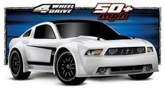Traxxas - 1/16 Ford Mustang VXL (#7304) - Overview | traxxas.com