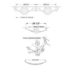 Trailer Axle Parts