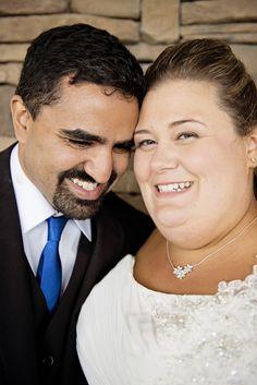 {Real Plus Size Wedding} Movie Themed Wedding | Stephanie Beach Photography