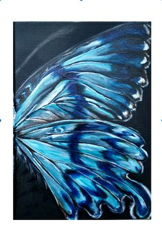 Word Out, How Beautiful, Art Work, Waves, Canvas Prints, Butterfly, Inspired, Artwork, Work Of Art