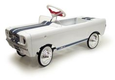 Shelby GT-350 Pedal Car - Free Shipping