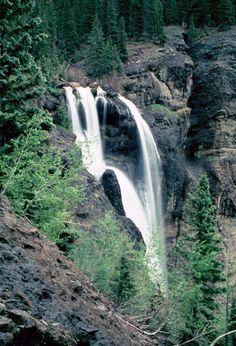 Fourmile Falls, Pagosa Springs, CO   © Marsha K. Russell