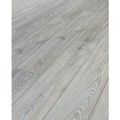 Overture Arlington White Oak Effect Laminate Flooring 1 25