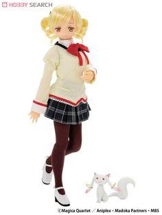 madoka magica doll | Puella Magi Madoka Magica] Tomoe Mami (Fashion Doll) Item picture1