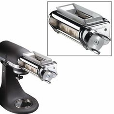 Les accessoires Kitchen'aid - Les Recettes de Lydie Kitchen Cook, Can Opener, Canning, Cooking Recipes, Accessories, Stove, Home Canning, Conservation
