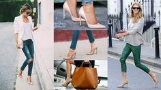 Feirinha Chic : Looks para arrasar com scarpin nude