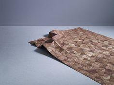 böwer wooden carpet/ elisa strozyk