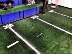American Football Store @ Brindisi! Work in progress