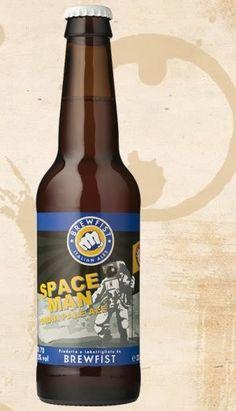 Brewfist Spaceman