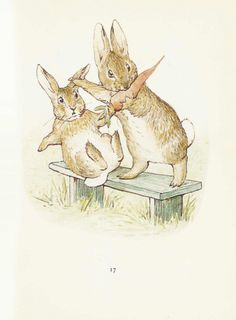 rabbit illustration - Buscar con Google
