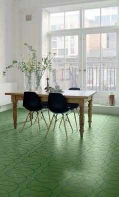 COMPAS GALICIA D Contemporary Cement Tiles by Jaime Hayon
