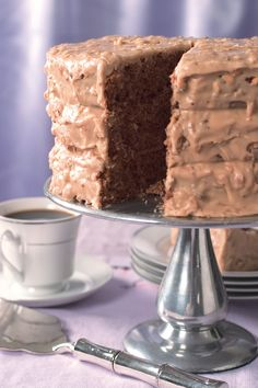 Tennessee Jam Cake With Caramel Icing