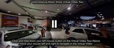 360 Degree Virtual Video Tour Johannesburg International Motor Show 2013