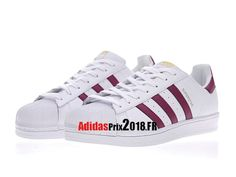 Adidas Originals Superstar Boys´ Grade School S81015 Chaussures Adidas  Sportswear Prix Pour Homme 9c5e3fb8a065