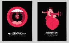 http://www.fubiz.net/2014/12/28/true-fact-medical-posters/