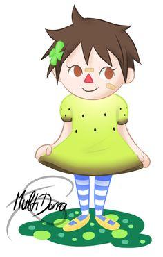 Animal Crossing Thingie by MultiDorra.deviantart.com on @deviantART