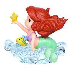 Precious Moments Disney Ariel in Wave Figurine