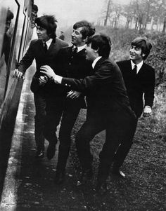 This is for YOUR to-do list! Have you seen A Hard Day's Night? You should watch A Hard Day's Night.