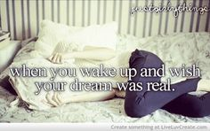 Like my dreams about Nash and One direction! Ha lol! Like if u do too! :D